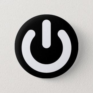 Geek Power Ideology Pinback Button