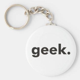 Geek Products & Designs! Basic Round Button Keychain