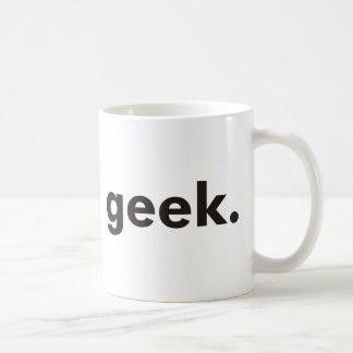 Geek Products & Designs! Classic White Coffee Mug