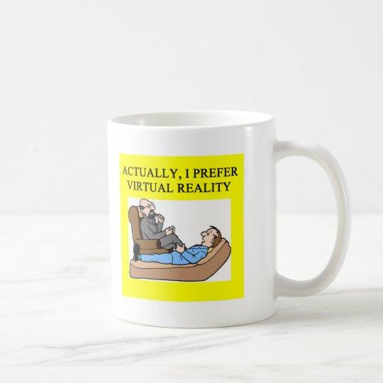 geek psychology coffee mug