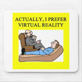 geek psychology mouse pad