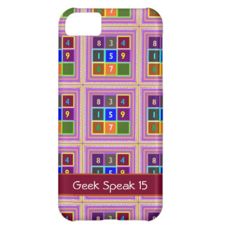 GEEK : Quiz Games for Kids Cover For iPhone 5C