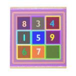 GEEK : Quiz Games for Kids Memo Notepads