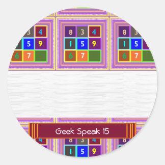 GEEK : Quiz Games for Kids Sticker