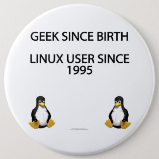 Geek since birth. Linux user since 1995. Button
