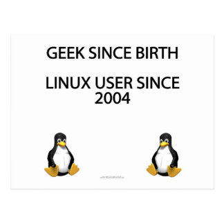 Geek since birth. Linux user since 2004. Postcard