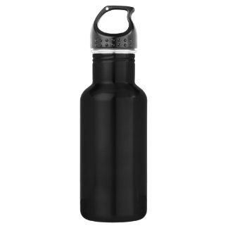 Geek Stainless Steel Water Bottle