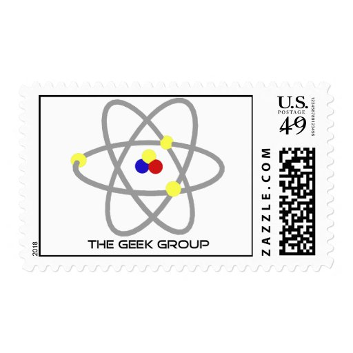 Geek Stamps