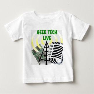 Geek Tech Live Gear! Baby T-Shirt