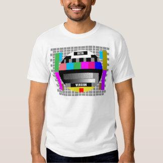 Geek Tees, BETA VERSION TEST PATTERN T Shirt