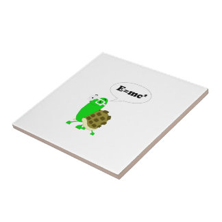 Geek Turtle Tile