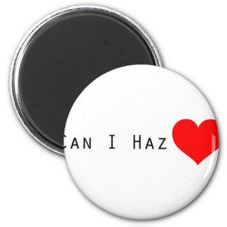 Geek Valentine 2 Inch Round Magnet