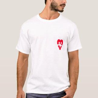 Geek Valentine's Day Poem T-Shirt