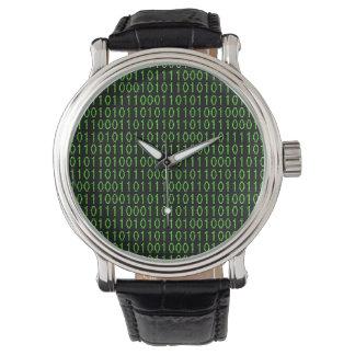 Geek Watch #2 Digital Ones and Zeroes Binary