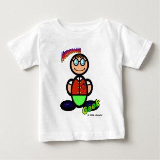 Geek  (with logos) baby T-Shirt
