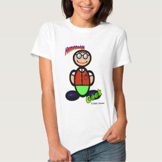 Geek  (with logos) T-Shirt