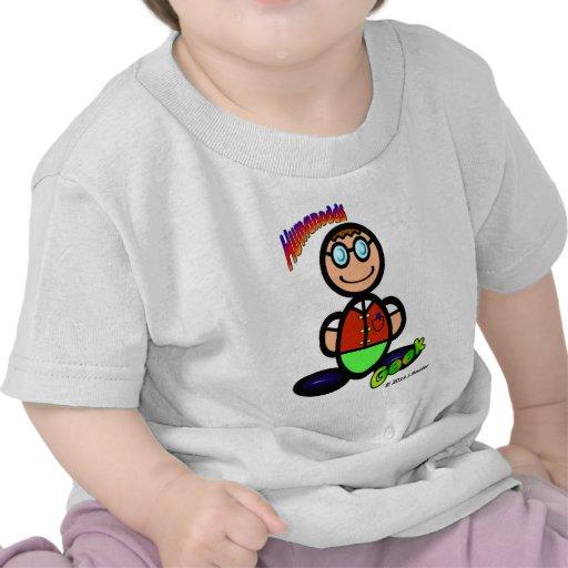 Geek  (with logos) shirt