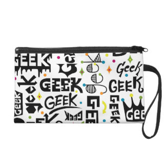 Geek with Words Wristlets
