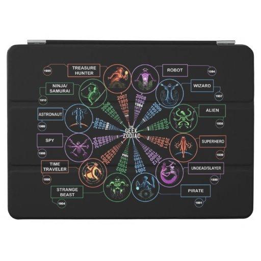 Geek Zodiac iPad Air Cover