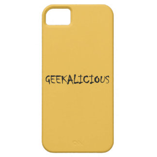 GEEKALICIOUS iPhone SE/5/5s CASE