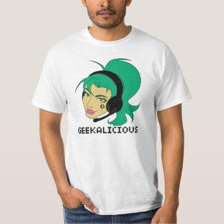 Geekalicious Shirt V3