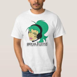 Geekalicious v3 Shirt [Best]