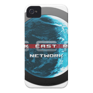 GeekCast Radio Network Case-Mate iPhone 4 Case