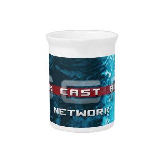 GeekCast Radio Network Pitcher