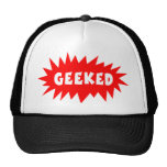 Geeked Gorra