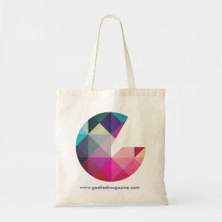 GEEKED Magazine Tote Bag