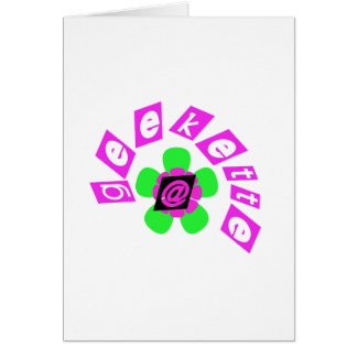 Geekette Card