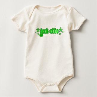 Geekette verde mamelucos