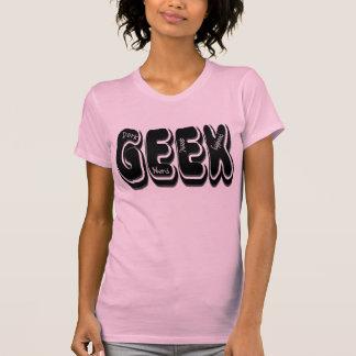 Geekettes - Celebrate your Geekiness Tee Shirt