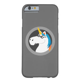 Geekicorn Barely There iPhone 6 Case