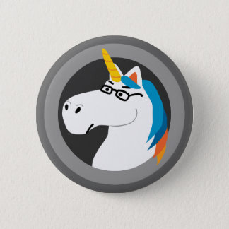 Geekicorn Button