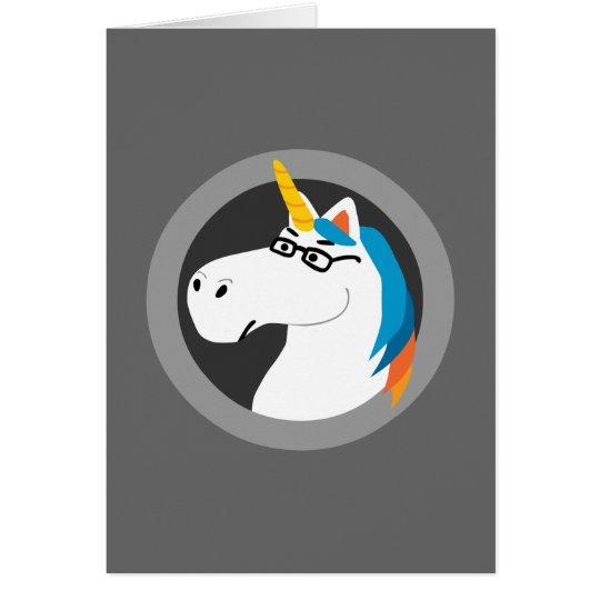 Geekicorn Card