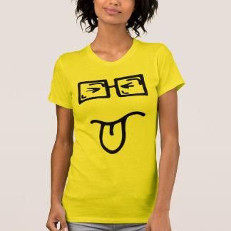 Geekin Face – Fresh Threads Tee Shirt