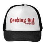 Geeking hacia fuera gorro