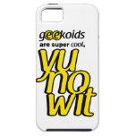 Geekoids - cubierta del teléfono…