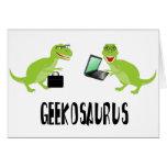 geekosaurus tarjeton
