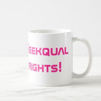 Geekqual Rights Mug