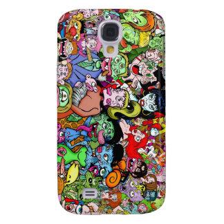 Geeks & Freaks Galaxy S4 Case