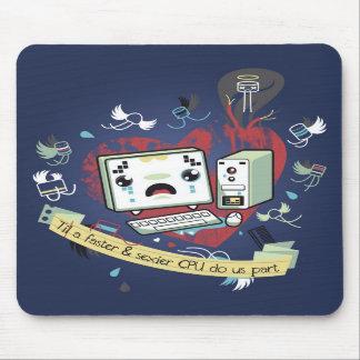 geeks in love mousepads
