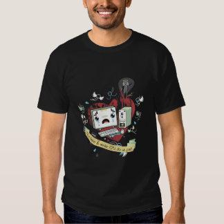 geeks in love T-Shirt