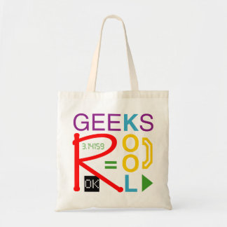 Geeks R Kool Bags