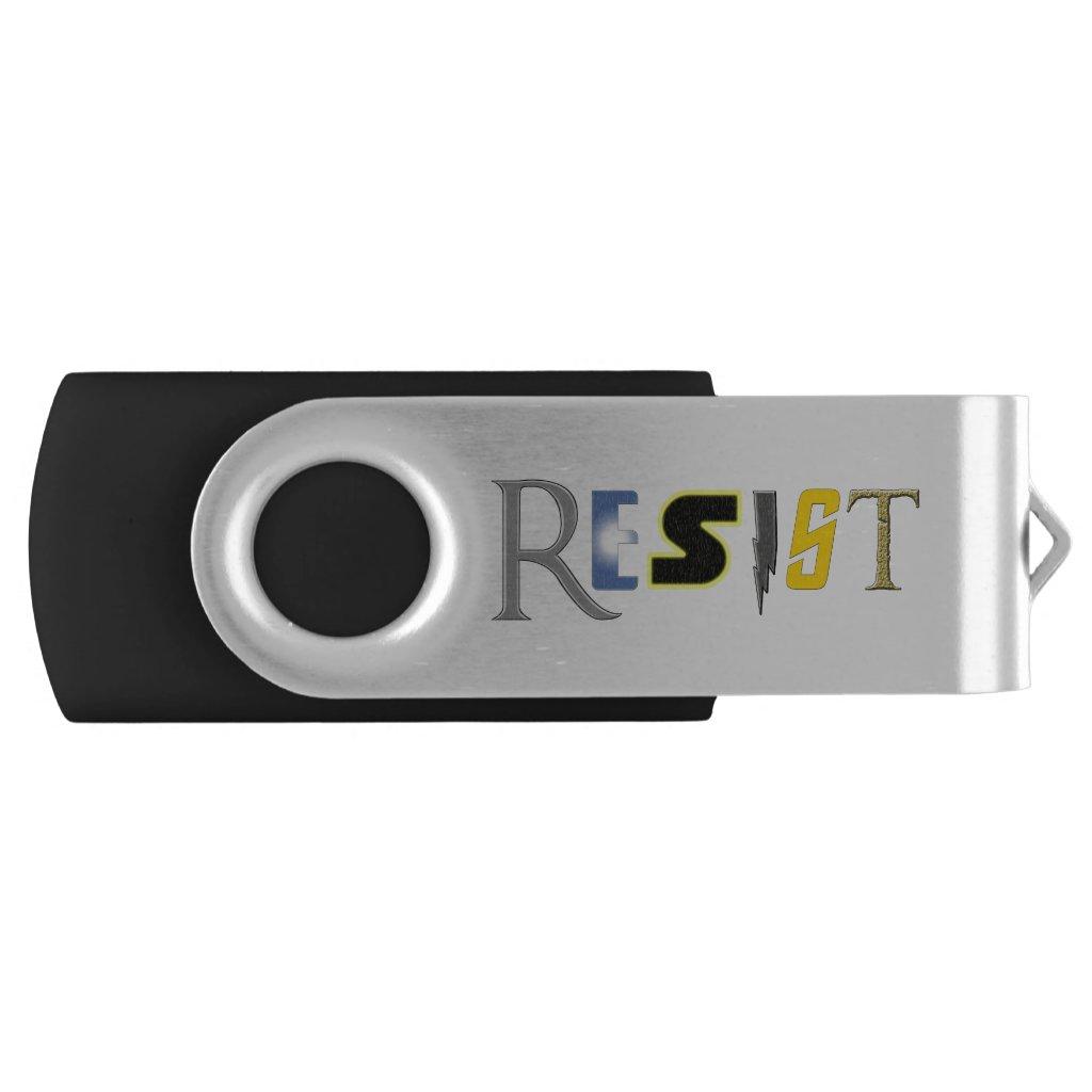 Geeks Resist!