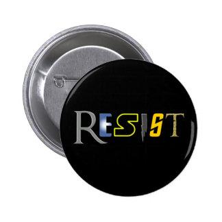 Geeks Resist! Pinback Button