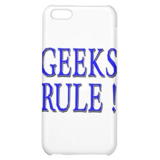 Geeks Rule ! Blue iPhone 5C Covers