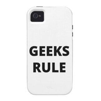 Geeks Rule iPhone 4/4S Case