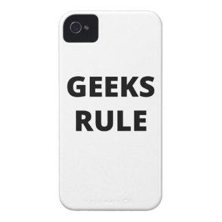 Geeks Rule iPhone 4 Cover